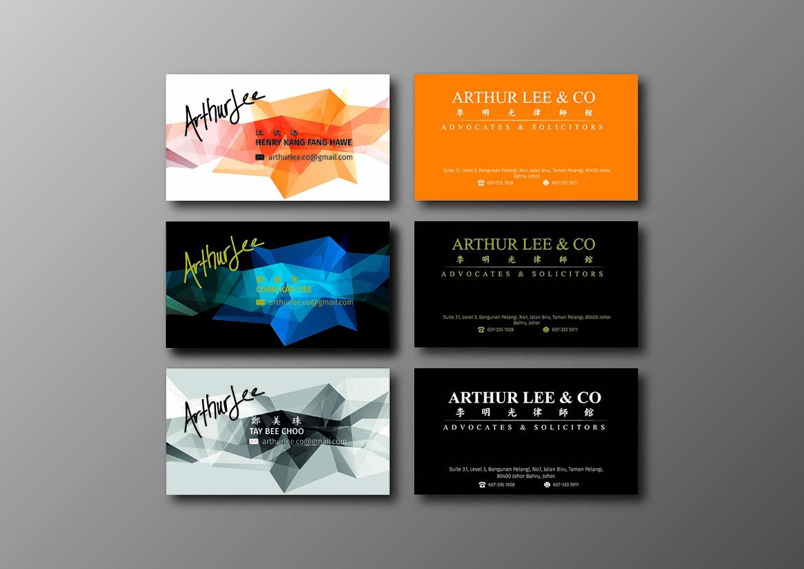 Johor bahru name card johor bahru printing graphic design johor johor bahru name card reheart Images